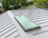 roofing with glass